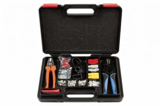 Laser 7532 Non Insulated Terminal & Anderson Type Plug Tool Kit